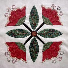 El Patchwork de Mi Casa: SAL Florabunda