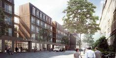 Solund Retirement Community in Copenhagen, Denmark by Henning Larsen Architects