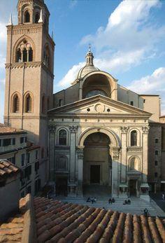 Mantova,-Chiesa-S.Andrea-(facciata)