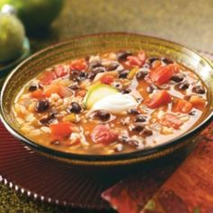Southwestern-Soup Recipe