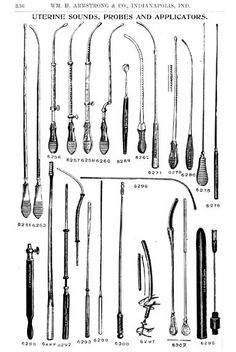 Antique OBSTETRIC GYNECOLOGY Instruments 1000's images