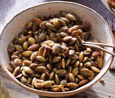 Spiced Pepitas Recipe | I love my food
