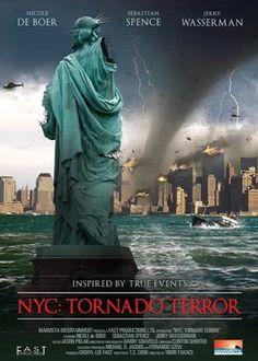 New Yorkta Kabus - Nyc: Tornado Terror ( 2008 )