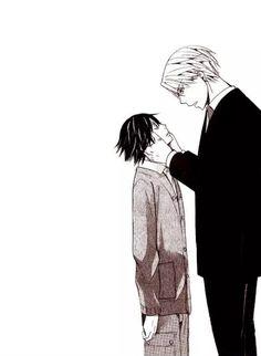 Junjou romantica - MisakixUsami