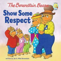 Los Osos Berenstain Demuestran Respeto, Bilingüe (The Berenstain Bears Show Some Respect, Bilingual) Respect Lessons, Teaching Respect, Teaching Social Skills, Guidance Lessons, Teaching Kids, Social Skills Lessons, Student Teaching, The Bear Family, Social Skills