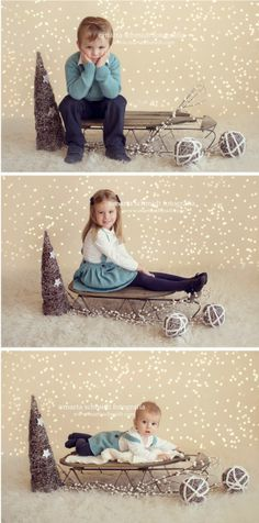 Mi cesta de mimbre: Leroy Merlin y nuestras fotos de Navidad. Baby Christmas Photos, Christmas Mini Sessions, Christmas Minis, Holiday Photos, Christmas Themes, Xmas, Baby Girl Photography, Children Photography, Foto Baby