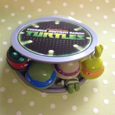 Brand New Cake Kit! Is your child into TMNT? Add this Teenage Mutant Ninja Turtles cake kit to you cake or even as a centerpiece! Don't forget to check out our listing for the TMNT rings Turtle Birthday Parties, Birthday Cakes For Teens, Ninja Turtle Birthday, Ninja Turtle Party, Ninja Turtles, Birthday Ideas, Cake Birthday, 7th Birthday, Tmnt Cake