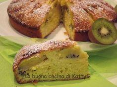 La buona cucina di Katty: Torta con i kiwi