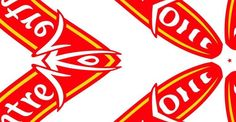 oulalala, il est bien déformé ce logo, une idée de quelle marque se cache derrière ??