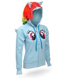 Sudadera Mi pequeño pony