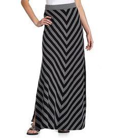 Maxi skirt fashion for women over 40