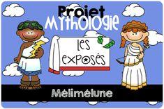 Mythologie Archives - Page 2 sur 2 - Mélimélune Cycle 3, French Teacher, Religion, Comics, Fictional Characters, Moment, Portraits, Tour, Montessori