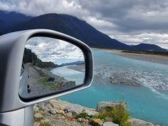#newzealand #car #roadtrip #nature #beautiful #world #aroundtheworld #couple #cotamwpodrozy #river