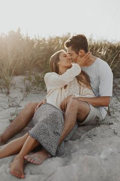 Cocoa beach engagement session was everything! These two are so beautiful and I couldn't have asked for a better time.