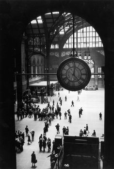 1925 What Penn Station used to look like will make you weep with longing
