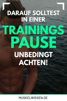 Trainingspause Muskelabbau: So behältst Du die Gains! Fitness Workouts, Fitness Motivation, Fitnesstraining, Bodybuilding, Health Fitness, Calm, Tricks, Strength Workout, Week Diet
