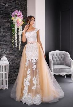 Stunning selection of exclusive wedding gowns at The Bridal House. Designer Wedding Dresses, Wedding Gowns, Prom Dresses, Formal Dresses, The Dress, Dream Wedding, Wedding Dreams, Romantic, Bride