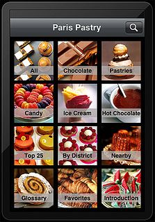 Paris Pastry App - My guide to the best bakeries & chocolate shops in Paris (e-book available, too)