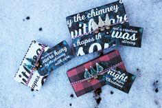 Poppytalk: Free Printable Holiday Gift Tags
