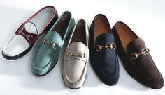 since yoox send me a pair of left, gotta find another Gucci horsebit loafers.