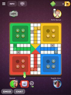 Ludo Star is a new Ludo game which is free to play and can be played between friends and family. It is the best game to share the great inte.