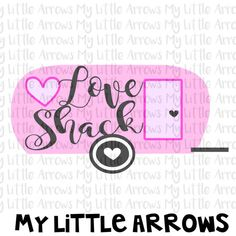 Love shack SVG, DXF, EPS, png Files for Cutting Machines Cricut - Valentines day girl svg - valentines day svg - camper svg - womens svg  Tip: SVGs only work with the Designer edition of Silhouettes Studio software, if you do not have that, you will use the DXF file.  THIS IS A DIGITAL PRODUCT, NO PHYSICAL ITEMS WILL BE SHIPPED, AND NO REFUNDS ARE ALLOWED. However, please contact me if theres anything at all that I can do to help!  These cutting designs are not to be altered, resold…