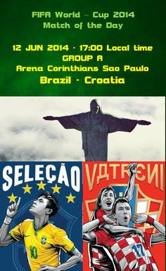 FIFA World Cup 2014  - Match of the day