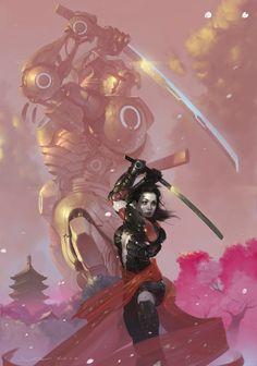 "coolpops: "" Artist Showcase: Victor Adame - Follow Artist on ArtStation // InPrnt // Facebook // Twitter • More Game of Thrones Related Artworks • More Medusa Related Artworks """