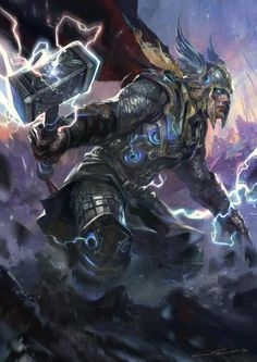 Thor  by Hung-wen Chang / Taiwan