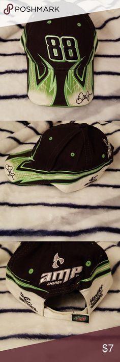 Dale Earnhardt Jr Cap Gently used Dale Jr 88 Cap. Velcro adjuster Accessories Hats