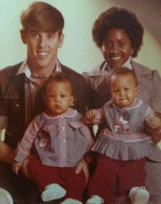 TIMOTHY AND DARLENE MOWRY WITH TIA AND TAMERA