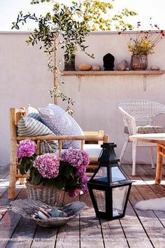 Un patio con encanto | Mi Casa es Feng