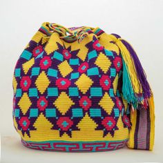 Hermosa Wayuu Bag