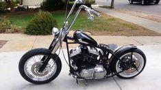 Harley Bobber Fresh Build For Sale $6500