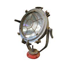 Naam: Tafel Korflamp Art. No: VIN-107 Diameter:Ø345cm  #vintage #armatuur #lamp #antiek #verlichting Cool Lighting, Vintage Industrial, Alarm Clock, Loft, Home Decor, Projection Alarm Clock, Decoration Home, Room Decor, Alarm Clocks