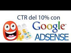 Como Bajar El CTR de Google Adsense #AdSense #CPC #PPC