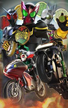 Kamen Rider :: Kamen Rider by takkynoko