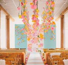28 Paper Flower Projects to Inspire Your Spring Greening via Brit + Co.