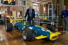 Tribute to Jack Brabham