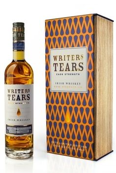 Walsh Whiskey Distillery has released this year's iteration of its Writers Tears Irish whiskey brand. Walsh Whiskey Distillery has released this year's iteration of its Writers Tears Irish whiskey brand. Irish Whiskey Brands, Best Irish Whiskey, Scotch Whiskey, Bourbon Whiskey, Pina Colada, Whiskey Accessories, Whiskey Distillery, Spiritus, Whiskey Cocktails