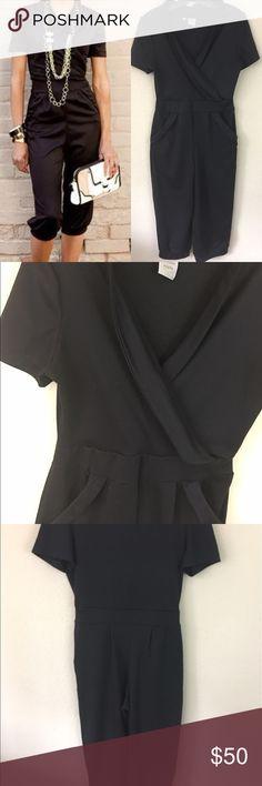 "Shabby Apple jumpsuit romper retro pinup 41"" long. 17"" inseam. 17"" armpit to armpit. Great condition ModCloth Pants Jumpsuits & Rompers"