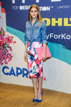 Olivia Palermo: 100 mejores looks - Style Lovely