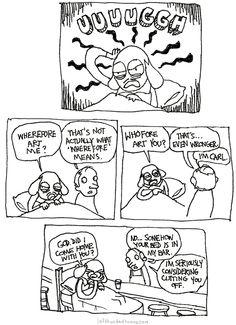 Shakespeare Doesn't Feel Great