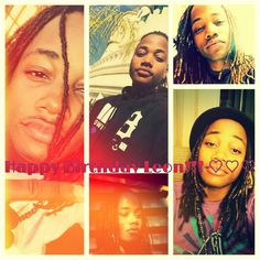#HappyBirthdayLeonThomas ♡♡