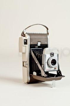 Polariod Land Camera 80A Highlander outdoorsy by MOJOmercantile, $55.00