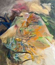 Mound, 2014, por Melanie Authier