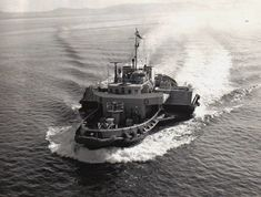 Tugboats, Steam Boats, Paddle Boat, Steamers, Water Crafts, Sailing Ships, Military Vehicles, Nautical, The Past