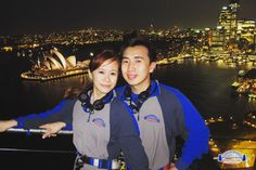 2 years ago on this day. one of the most memorable moments on top of the Sydney Harbour Bridge overlooking the Opera House.  #wingANDwil #throwback #sydney #sydneyharbourbridge #sydneyharbour #australia by swing7 http://ift.tt/1NRMbNv