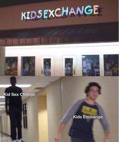 Kids Exchange Isn't better Haha Funny, Funny Jokes, Hilarious, Fun Funny, Rasengan Vs Chidori, Jojo's Bizarre Adventure, Quality Memes, Fresh Memes, Me Too Meme