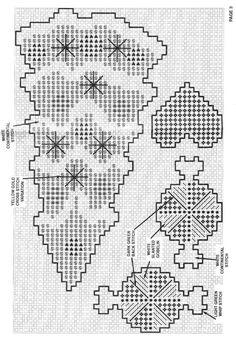 Cross Stitch Fairy, Cross Stitch Books, Cross Stitch Bookmarks, Cross Stitch Needles, Cross Stitch Charts, Cross Stitch Patterns, Plastic Canvas Christmas, Plastic Canvas Crafts, Plastic Canvas Patterns